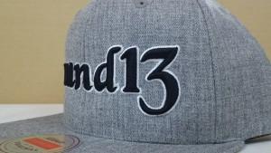 帽子立体刺繍
