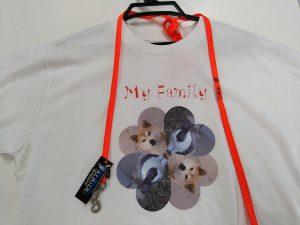 ペット用品 刺繍